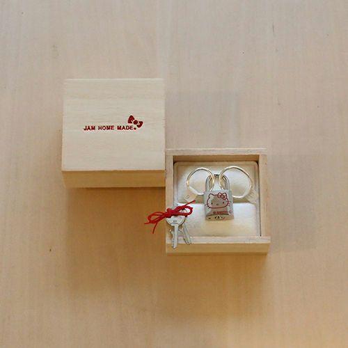 【JAM HOME MADE(ジャムホームメイド)】ハローキティ 名もなき指輪キット - HELLO KITTY -BRASS- /ペアリング ペアリング メンズ レディース ペア 人気 ブランド おすすめ  手作り ペアリングキット オリジナル 記念日 プレゼント コラボ サンリオ