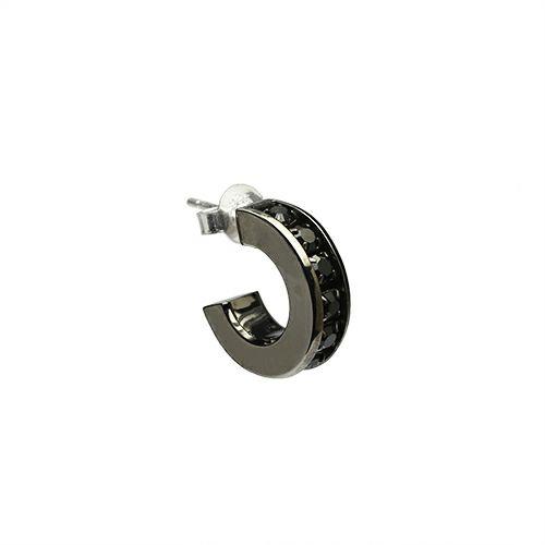 ピアス / エターナルピアス -BLACK- / 片耳 メンズ レディース ユニセックス 人気 おすすめ ブランド スワロ