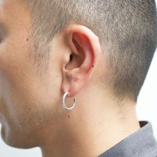 O型 ピアス -NEW TYPE- M / 片耳