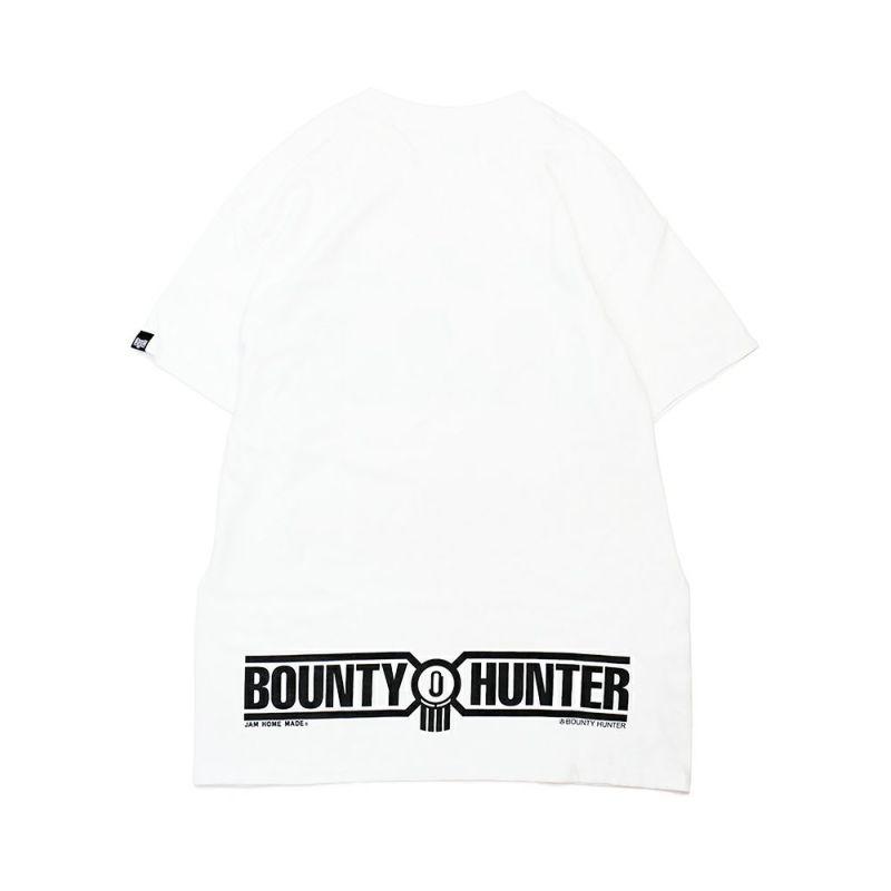 衣料品トップス / バウンティーハンター / BOUNTY HUNTER ラブ ミッキー Tシャツ / WHITE ディズニー コラボ 人気 おすすめ ブランド 白 ホワイト メンズ レディース ユニセックス ペア ハート  ロゴ