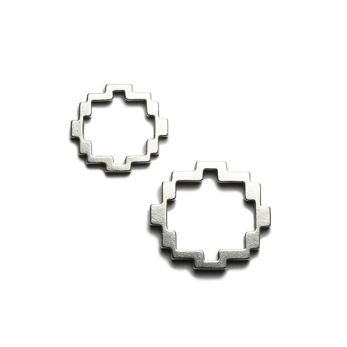 【ジャムホームメイド(JAMHOMEMADE)】8ビット リング M / 指輪
