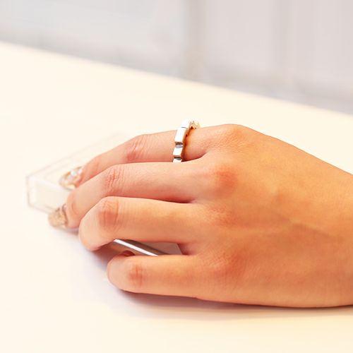 指輪 / 8ビットリング M メンズ レディース ペア シルバー 人気 ブランド おすすめ 8bit 本物 プレゼント 誕生日 ギフト Vaporwave ヴェイパーウェイヴ カセットテープ 重ね付け アナログ