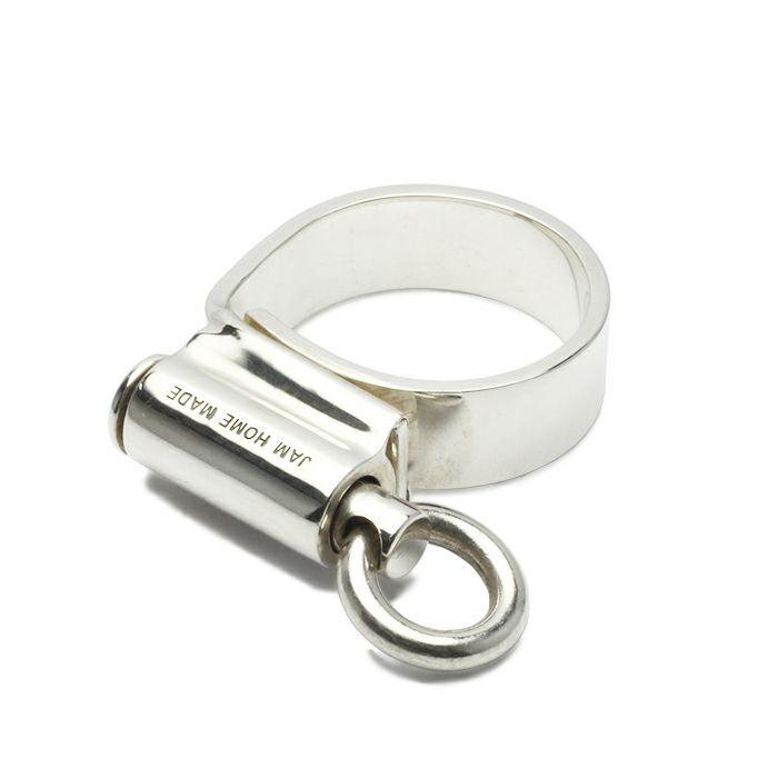 【JAM HOME MADE(ジャムホームメイド)】バンドリング / 指輪 メンズ レディース ブランド おすすめ 人気 誕生日 プレゼント ギフト シルバー ユニーク ユニセックス オリジナル