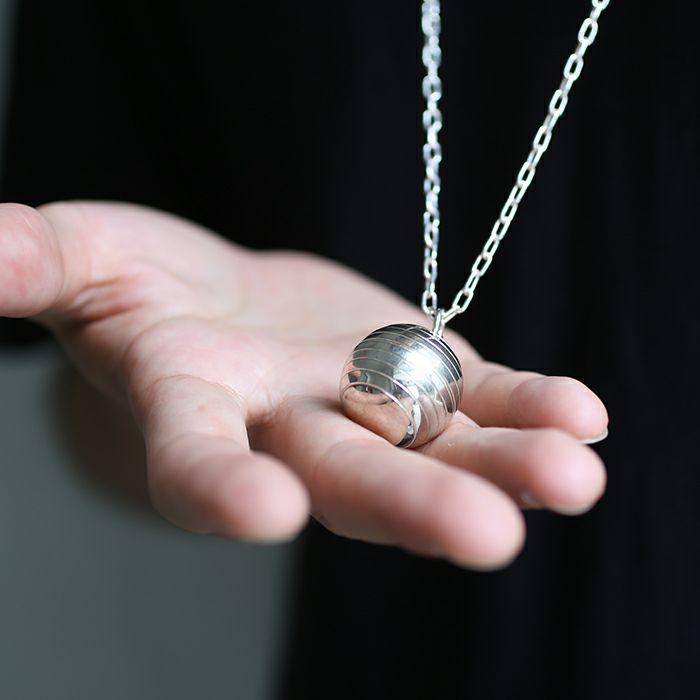 ダイヤモンドプラネットリング ネックレス / ネックレス