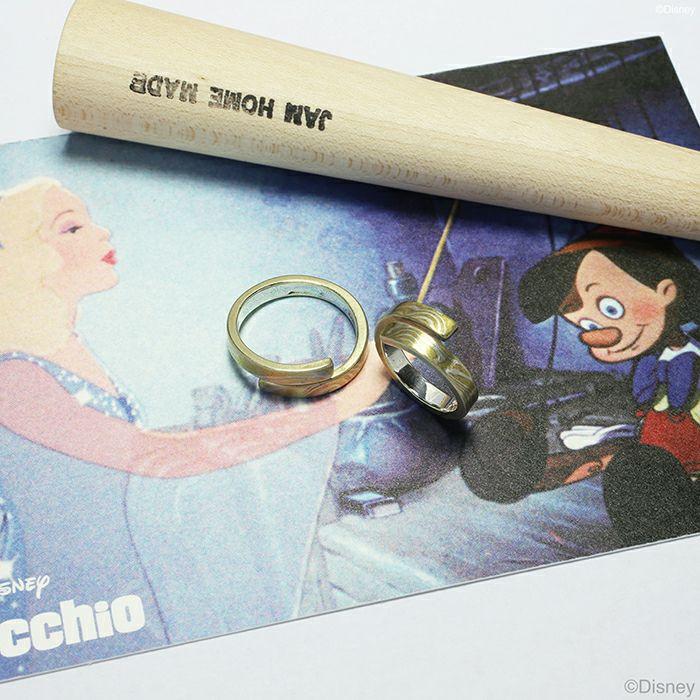 ピノキオ・指輪のうた / 指輪・リング・ペアリング