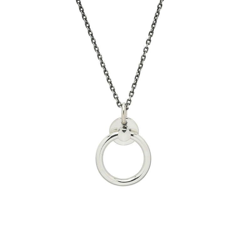 【JAM HOME MADE(ジャムホームメイド)】JAM アイレットネックレス メンズ シルバー 人気 おすすめ ブランド ネックレス シンプル ギフトプレゼント