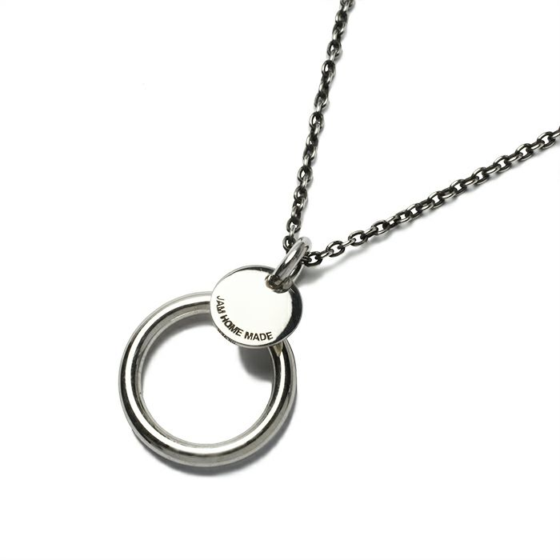 ネックレス / JAM アイレットネックレス メンズ シルバー 人気 おすすめ ブランド ネックレス シンプル ギフトプレゼント