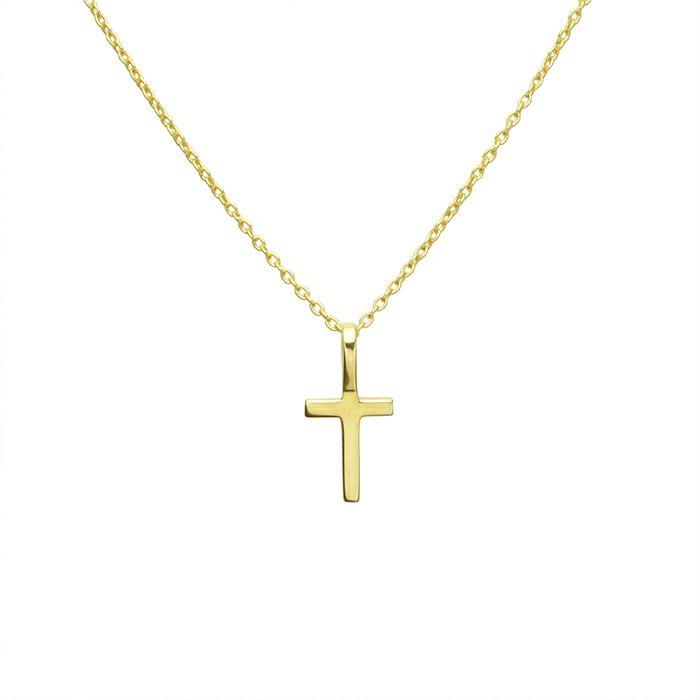 ネックレス / 3ピースラブネックレス S -GOLD- レディース ペアネックレス ゴールド シルバー925 人気 おすすめ ブランド プレゼント シンプル ハート クロス ダイヤモンド カスタマイズ