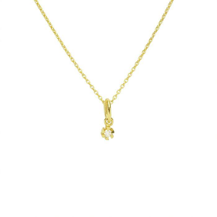 【JAM HOME MADE(ジャムホームメイド)】3ピースラブネックレス S -GOLD- レディース ペアネックレス ゴールド シルバー925 人気 おすすめ ブランド プレゼント シンプル ハート クロス ダイヤモンド カスタマイズ