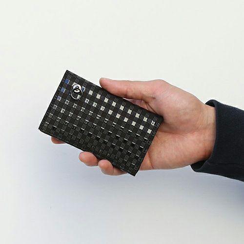印傳屋(印伝屋) カードケース -GIN