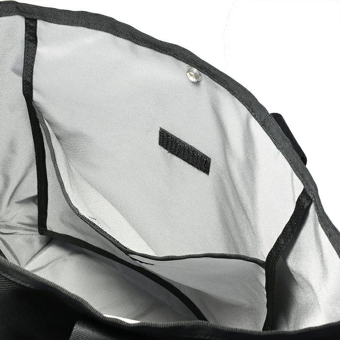 【JAM HOME MADE(ジャムホームメイド)】ポーター/PORTER トートバッグ バリスティック ナイロン メンズ レディース ユニセックス 人気 おすすめ ブランド コラボ ショルダー 肩掛け ブラック コーデュラ PVC A4 PCケース 通学