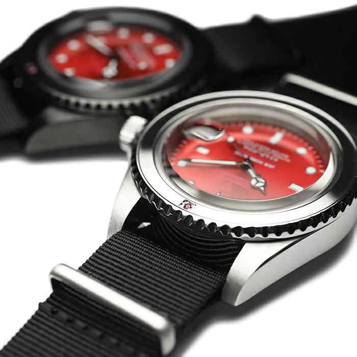 ルビージャムウォッチ NATO -BLACK- / 腕時計