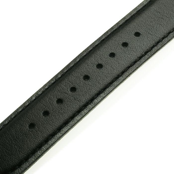 ジャムウォッチ TYPE-3 PAIR シルバー/ホワイト -レザーベルト(ブラック)- / 時計・腕時計 / ペアウォッチ・時計