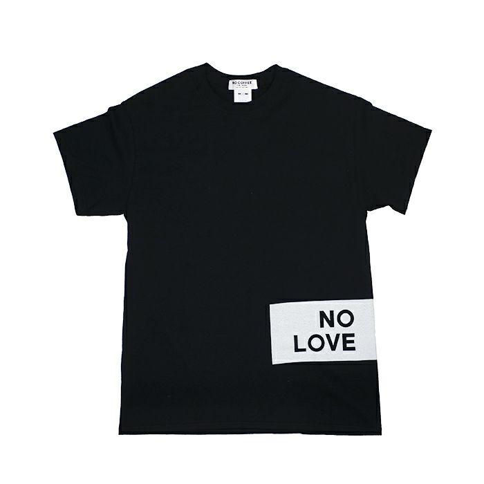 衣料品トップス / NO COFFEE(ノーコーヒー) シェア Tシャツ -BLACK- コラボ 人気 おすすめ ブランド 黒 ブラック メンズ レディース ユニセックス ペア