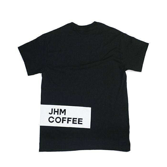 【JAM HOME MADE(ジャムホームメイド)】NO COFFEE(ノーコーヒー) シェア Tシャツ -BLACK- コラボ 人気 おすすめ ブランド 黒 ブラック メンズ レディース ユニセックス ペア