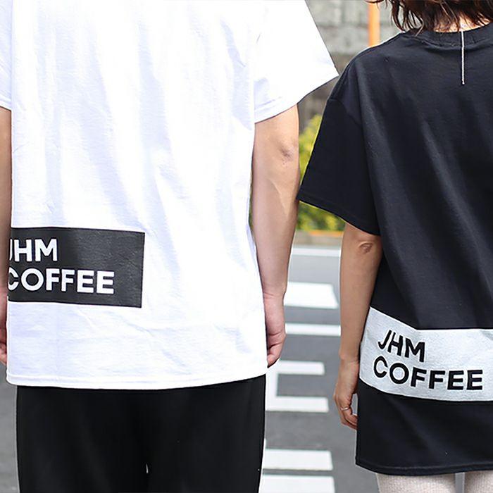 【JAM HOME MADE(ジャムホームメイド)】NO COFFEE(ノーコーヒー) シェア Tシャツ -WHITE- コラボ 人気 おすすめ ブランド 白 ホワイト メンズ レディース ユニセックス ペア