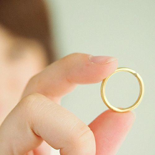 【JAM HOME MADE(ジャムホームメイド)】名もなき指輪® -NO COFFEE SET- /ペアリング メンズ レディース ペア 人気 ブランド おすすめ 手作り オリジナル 記念日 ペアリングキット