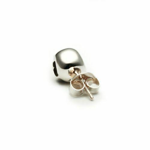 ピアス / スマイルスカルピアス メンズ シルバー 人気 ブランド おすすめ 片耳