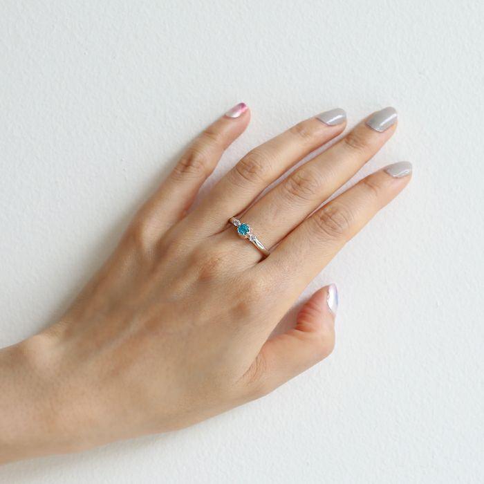 【JAM HOME MADE(ジャムホームメイド)】12月 誕生石 SHIN'S PARK BIRTH STONE リング / 指輪 メンズ レディース ユニセックス 人気 ブランド おすすめ アンティークジュエリー メゾン ハイエンド