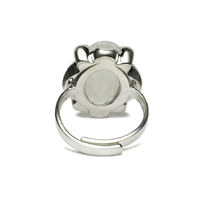 【ジャムホームメイド(JAMHOMEMADE)】5月 誕生石 SHIN'S PARK BIRTH STONE フリーサイズリング / 指輪