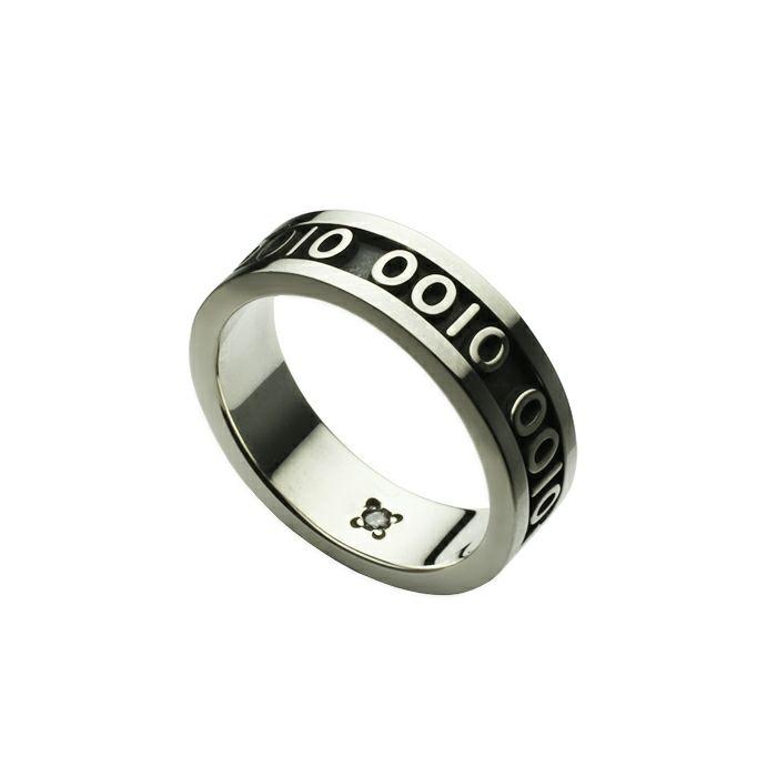 【JAM HOME MADE(ジャムホームメイド)】0010ダイヤモンドフラットリング S / 指輪 メンズ レディース ユニセックス 人気 ブランド おすすめ ティファニー オマージュ アトラスリング フラット シンプル