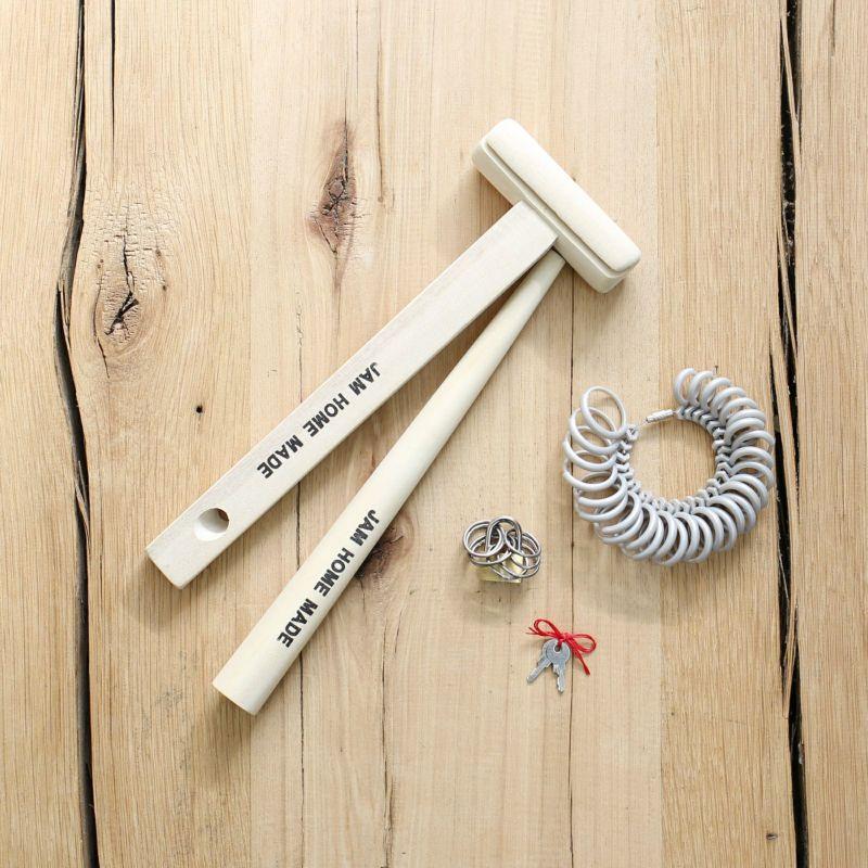 【ジャムホームメイド(JAMHOMEMADE)】名もなき指輪キット - NAMELESS RING KIT -サージカルステンレス- /ペアリング