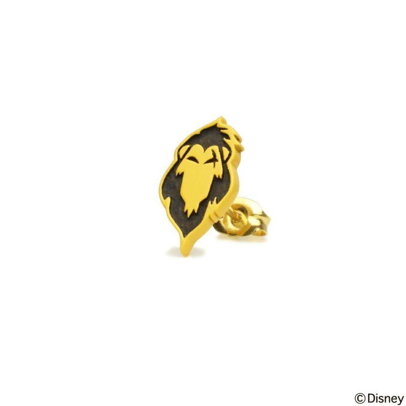 ディズニー ツイステッドワンダーランド(ツイステ) チャームピアス サバナクロー 公式 グッズ コラボ 人気 おすすめ ブランド 限定 受注生産 ファングッズ Disney ヴィランズ ナイトレイブンカレッジ レオナ・キングスカラー ライオン・キング