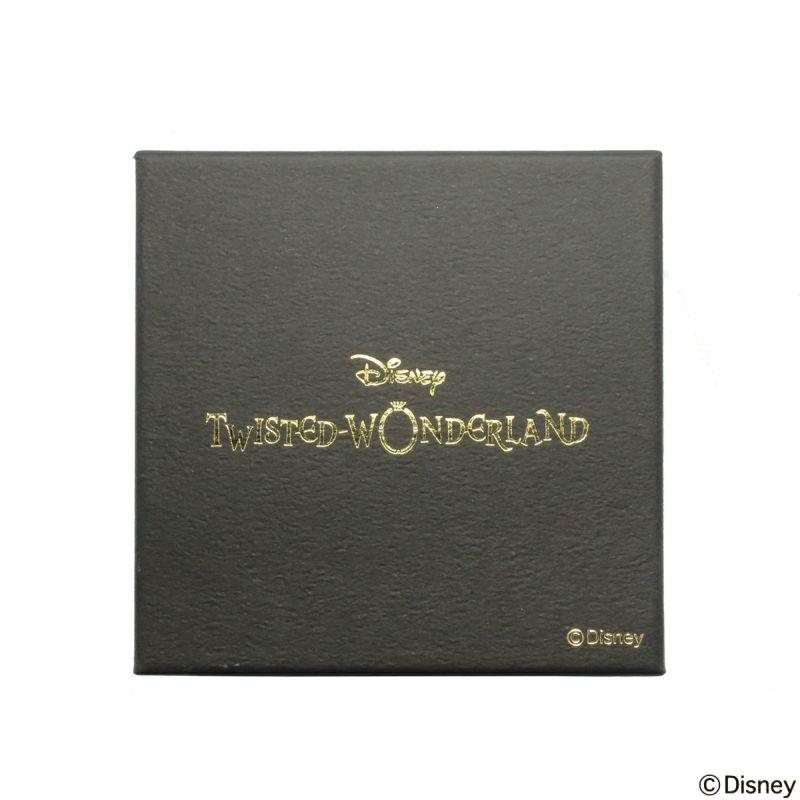 ディズニー ツイステッドワンダーランド(ツイステ) チャームピアス ハーツラビュル  公式 グッズ コラボ 人気 おすすめ ブランド 限定 受注生産 ファングッズ Disney ヴィランズ ナイトレイブンカレッジ ふしぎの国のアリス リドル・ローズハート