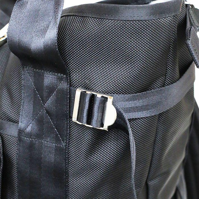 【ジャムホームメイド(JAMHOMEMADE)】ポーター/PORTER  バリスティックナイロン 2WAY バケツ型 バックパック リュック & トートバッグ / リュック