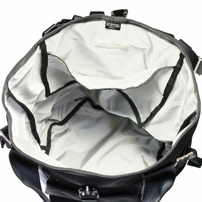 ポーター/PORTER  バリスティックナイロン 2WAY バケツ型 バックパック リュック & トートバッグ / リュック / リュック・バッグ