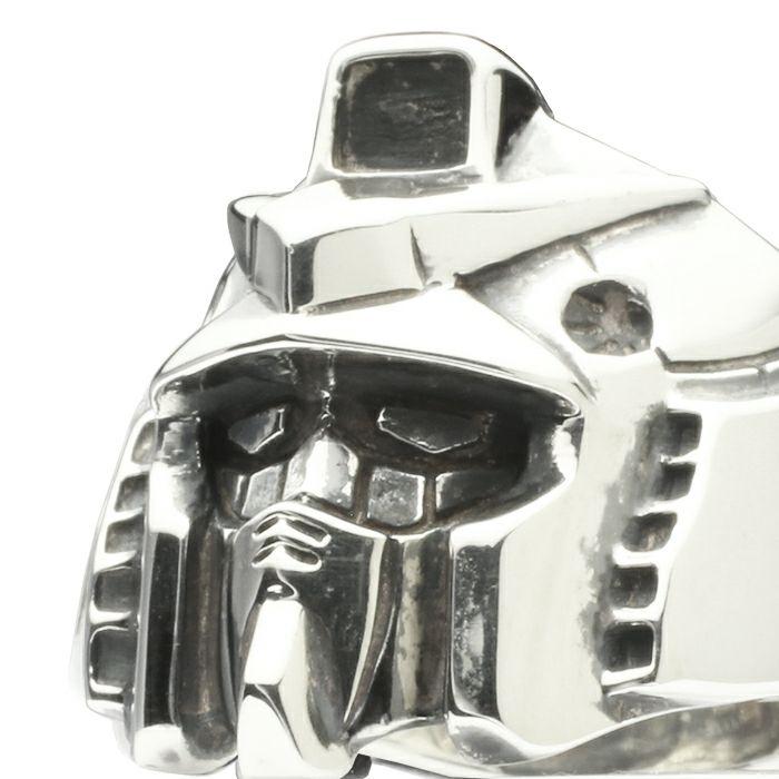 ガンダム/GUNDAM 機動戦士ガンダム フェイスリング -SILVER- 公式 メンズ コラボ 人気 おすすめ ブランド グッズ ファングッズ  アムロ・レイ 連邦 RX-78-2