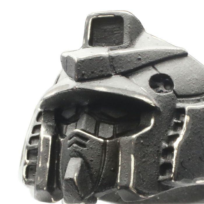 ガンダム/GUNDAM 機動戦士ガンダム フェイスリング -BLACK- 公式 メンズ コラボ 人気 おすすめ ブランド グッズ ファングッズ  アムロ・レイ 連邦 RX-78-2