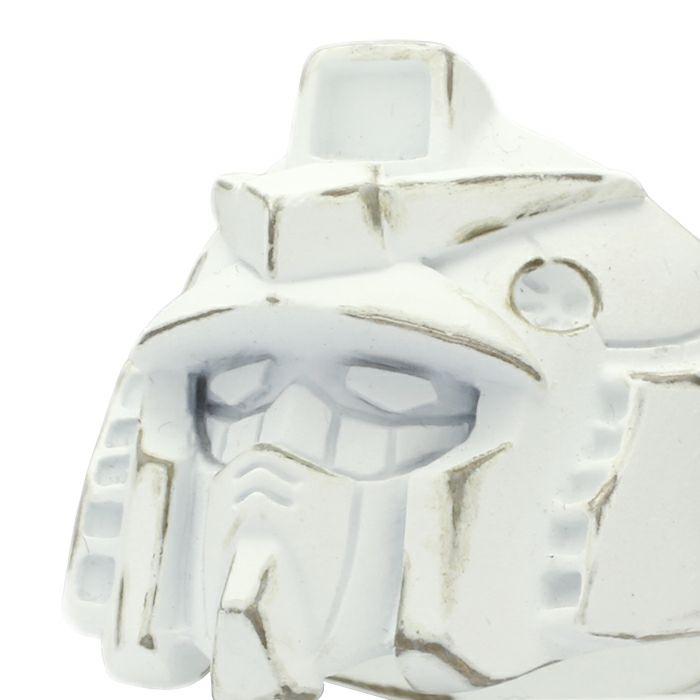 【ジャムホームメイド(JAMHOMEMADE)】機動戦士ガンダム ガンダムフェイスリング -WHITE-