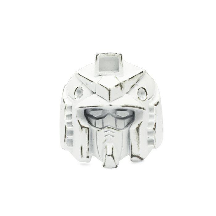 ガンダム/GUNDAM 機動戦士ガンダム フェイスリング -WHITE- 公式 メンズ コラボ 人気 おすすめ ブランド グッズ ファングッズ  アムロ・レイ 連邦 RX-78-2
