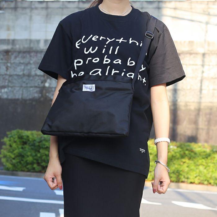 【ジャムホームメイド(JAMHOMEMADE)】ショルダー/ボディバッグ サコッシュ -レディース- / nonmetalシリーズ