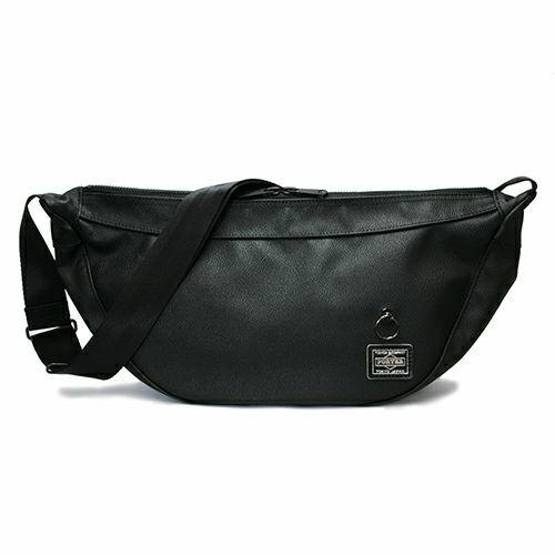 ポーター/PORTER PVC レザー バナナショルダー ボディバッグ -レディース- / リュック・バッグ/レディース バッグ