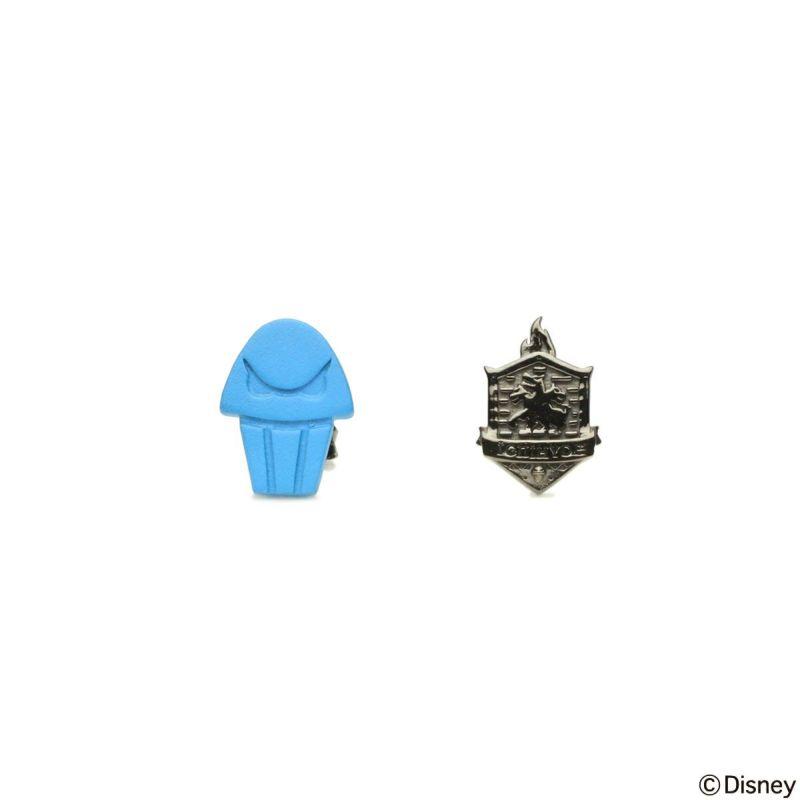 【ジャムホームメイド(JAMHOMEMADE)】チャームピアス コンプリートセット 全7種(ディズニー ツイステッドワンダーランド)