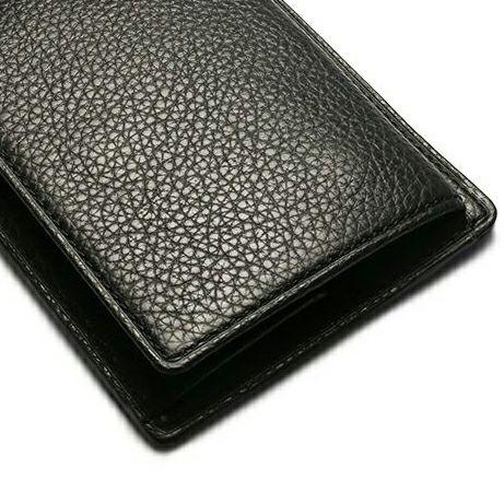 令和 財布 コンパクト 小銭入れ & 札入れ - オーバル / シルバー / 財布・革財布