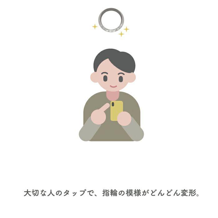 【ジャムホームメイド(JAMHOMEMADE)】K18イエローゴールド SLIM / ペアリング