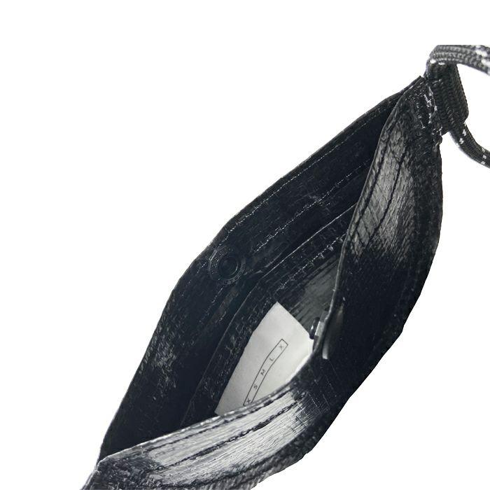 【ジャムホームメイド(JAMHOMEMADE)】シンプル / バムフラップ サコッシュ バッグ S / nonmetalシリーズ