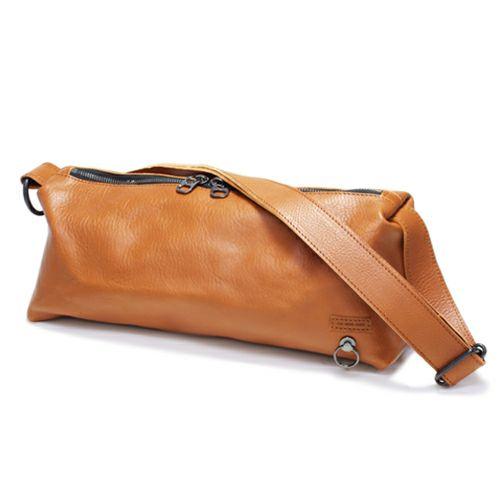 アリゾナレザー ワンショルダー バッグ L - ブラウン / レディース リュック・バッグ