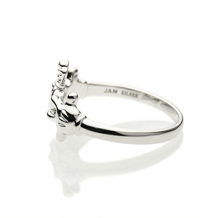 ミッキー クラダリング- ロジウム / 指輪 / 指輪・リング