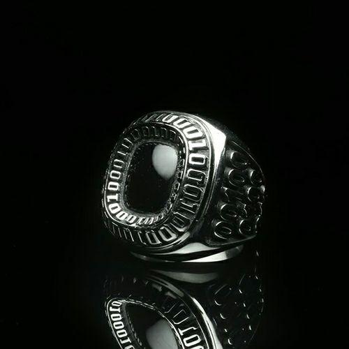 【ジャムホームメイド(JAMHOMEMADE)】JOSTENS チャンピオン リング カレッジリング / 指輪