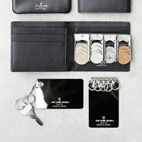 【受注生産】DAD コインカード シルバー / 小銭入れ / 財布・革財布 > メンズ 財布・ウォレット > メンズ コインケース・小銭入れ