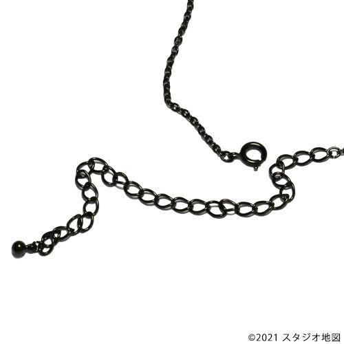 【ジャムホームメイド(JAMHOMEMADE)】竜とそばかすの姫 Uネックレス / ペアネックレス